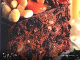 Рождественский пирог от Ольги