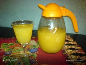 Домашний апельсиновый сок