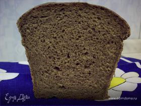 Ржано-пшеничный хлеб на спонтанной закваске