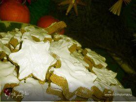Zimtstern. Немецкое рождественское печенье.
