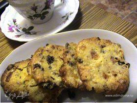 Печенье из сухофруктов и орехов