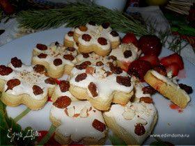 Пражское рождественское печенье