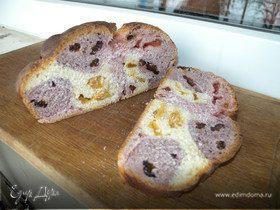 Хлеб на соках с сухофруктами