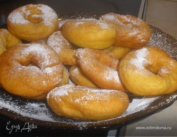 Тыквенные пончики в духовке 4