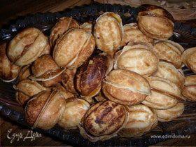 Печенье « Орешки»
