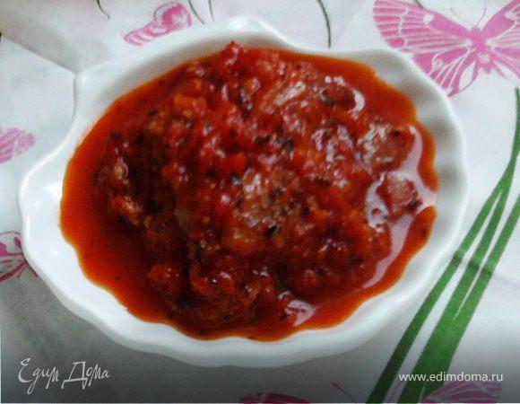 Кисло-сладкий соус к пасте