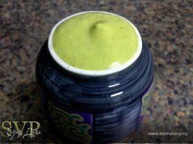 Острая сальса из авокадо