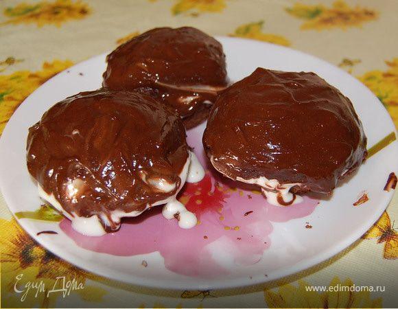 Кексообразные шоко-мини-тортики