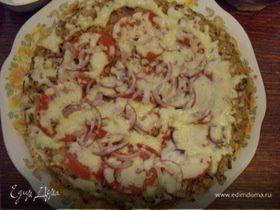 Пасхальная пицца