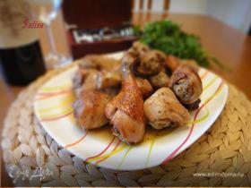 Куриные бедрышки-гриль