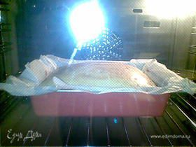 Пирог из блинной муки