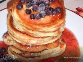 Оладушки (завтрак для самых маленьких и не только)