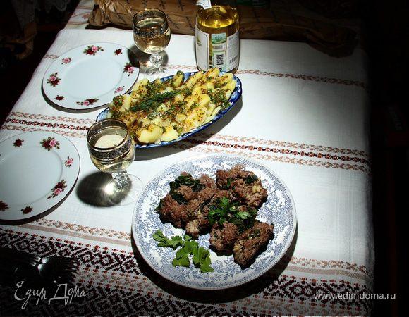 Немецкий ужин по-русски