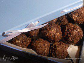 Карамельно-шоколадные конфеты