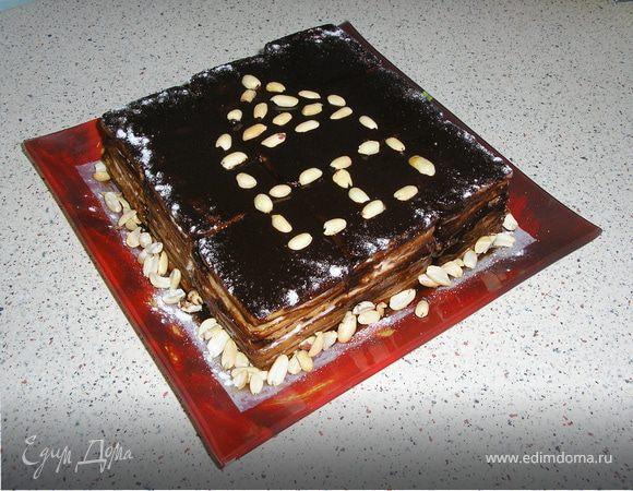 Торт Домик