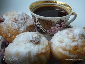 """Пончики """"Голландские шары"""" (Oliebollen)"""