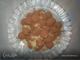 Пикантные шоколадные трюфели с плавленым сыром