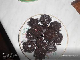 Творожок в шоколаде