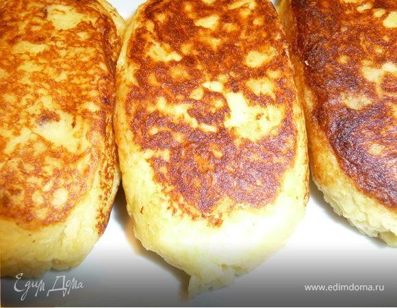 Зразы картофельные с мясом (картопляники) рецепт с фото