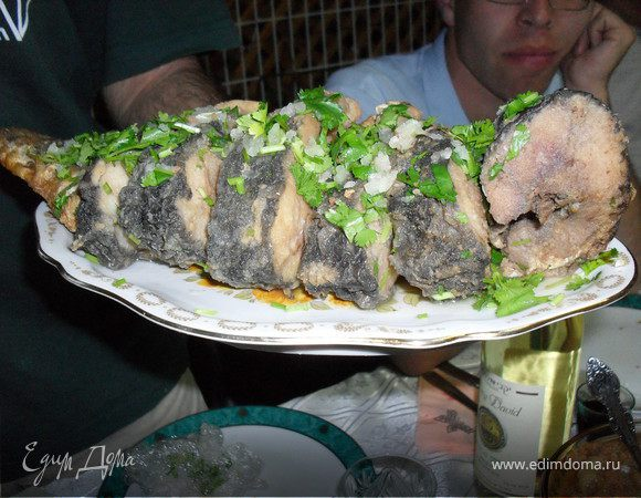 Рыба по-бухарски
