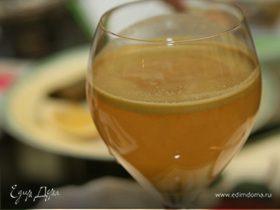 Яблочно-имбирный сок «Иммунитет»