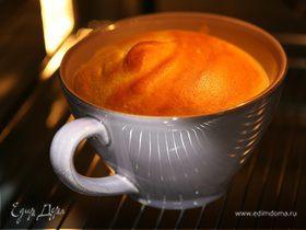 Молочно-лимонное суфле