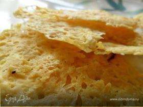 Чипсики из сыра