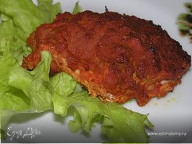 Курица в маринаде по-мароккански