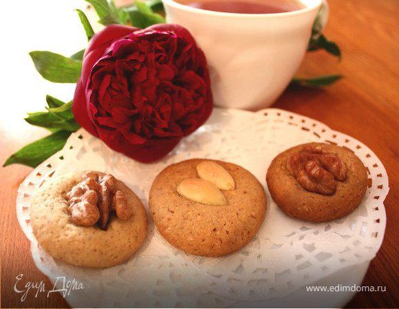 Печенье «Три орешка для золушки»