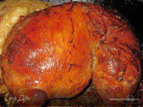 фаршированный свиной желудок
