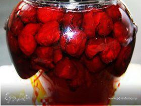 Просто вишневое варенье (без косточек)