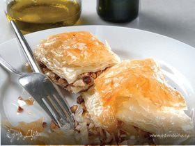 Баклава с оливковым маслом