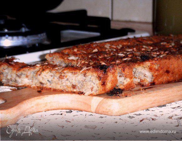 Французский хлебец с луком