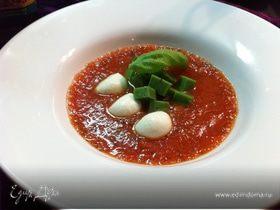 настоящий томатный суп