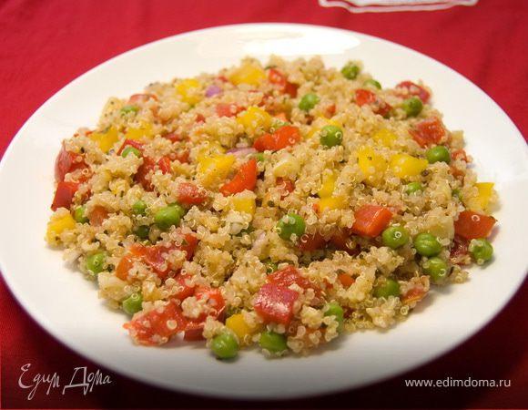 Рецепт салата с киноа — photo 9