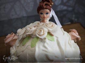 """Торт """"Принцесса для Кати"""""""