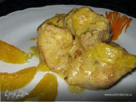 Свининка с Апельсинкой.