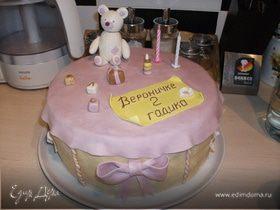 "Торт ""Верона"" для дочурки"
