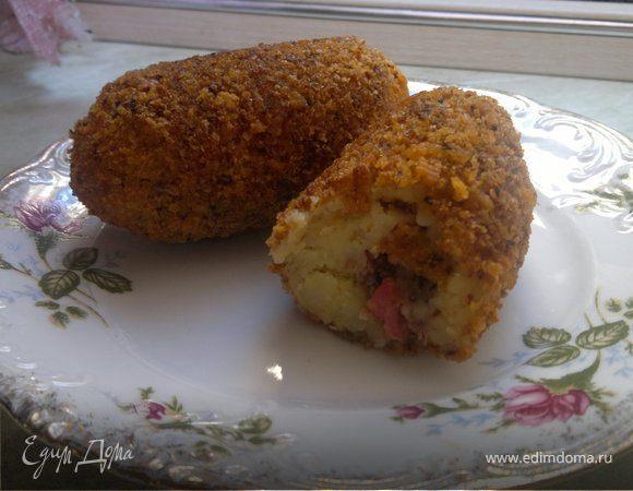 Картошка с изумительной начинкой