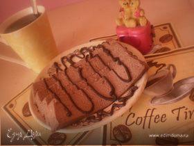 Шоколадный пудинг в пароварке