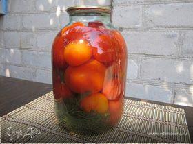 Маринованные помидоры сладко-острые рецепт ? с фото пошаговый, Едим Дома кулинарные рецепты от Юлии Высоцкой
