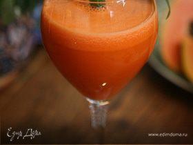 Капустно-морковный сок
