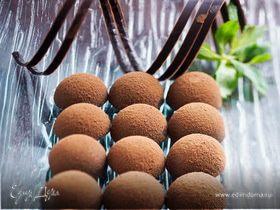 Шоколадные трюфели с пралине из рисовых хлопьев Nordic