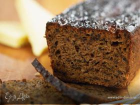 Традиционный финский ржаной хлеб с хлопьями Nordic 4 злака с овсяными отрубями