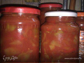 Перец в томате(лечо)