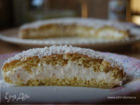 """Тортик-пироженое """"Нежное"""""""