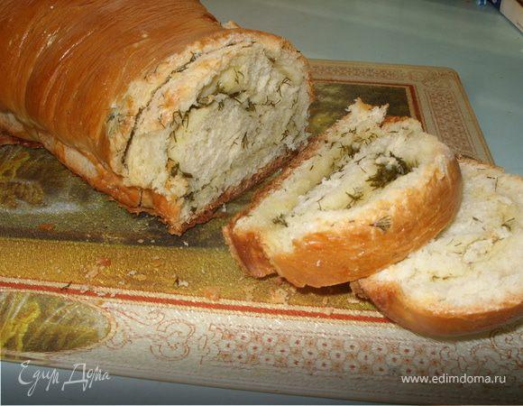 Домашний хлеб в духовке: быстрый рецепт Чудо-Повар 84