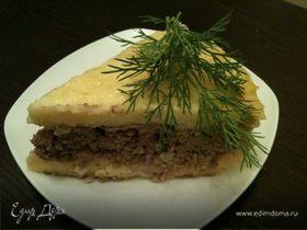 Картофельно-мясная вкуснятина