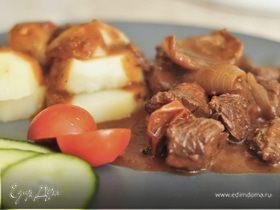 Стифадо или мясо по-критски