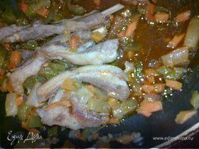 Свиные ребрышки в кисло-сладком соусе